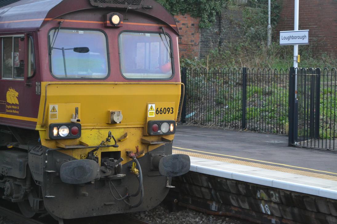 Class 66093 by DingRawD