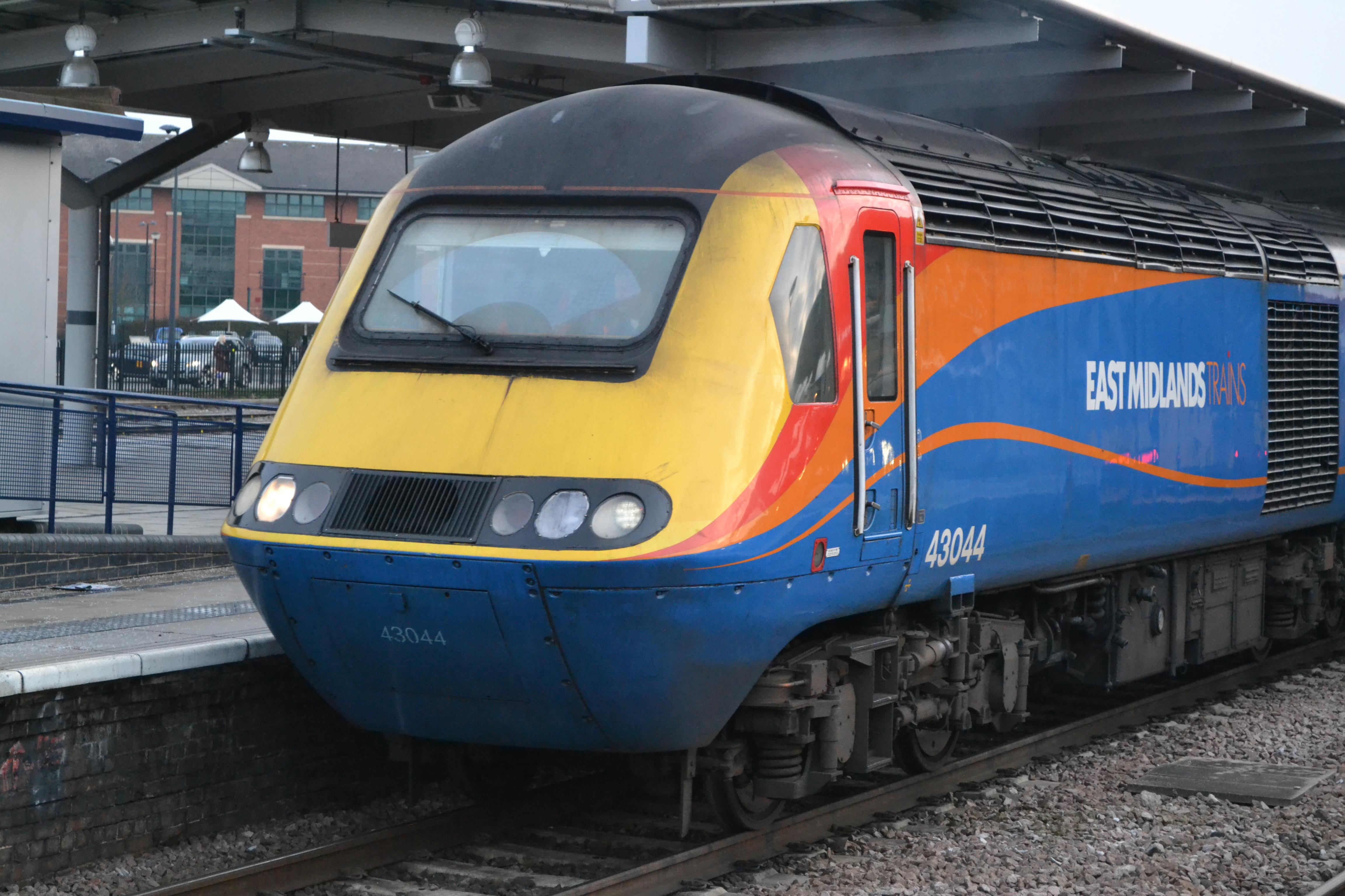 Class 43044 by DingRawD