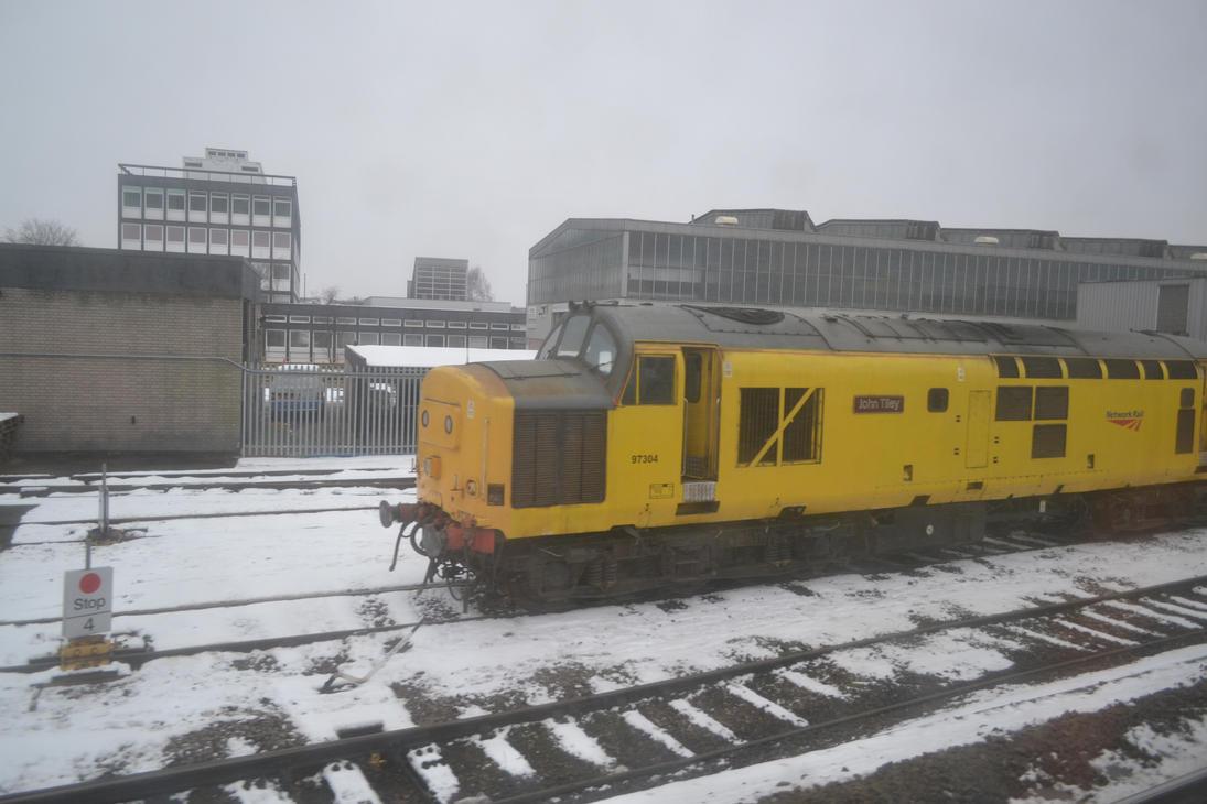 Class 97304 by DingRawD