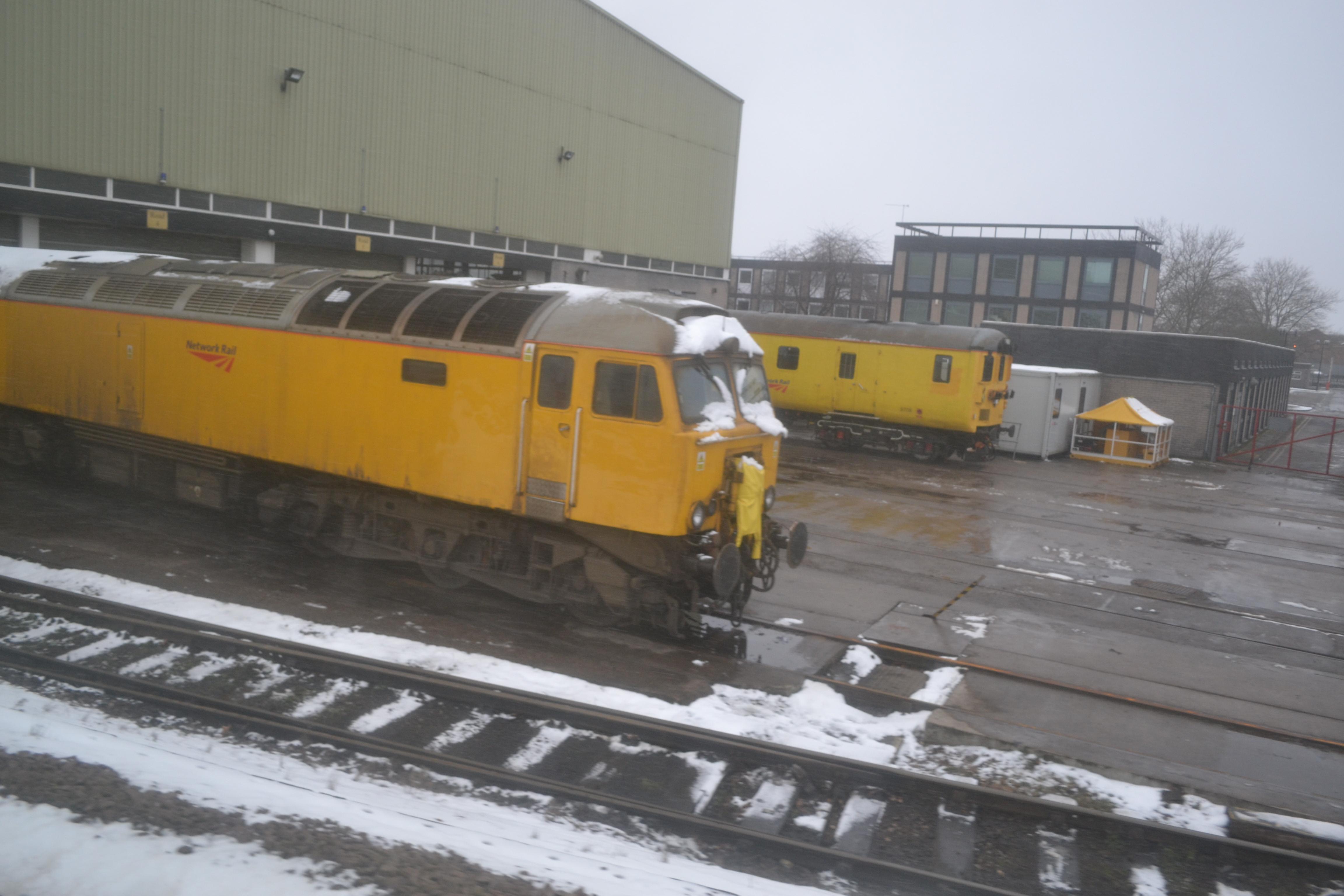 Class 57312 by DingRawD