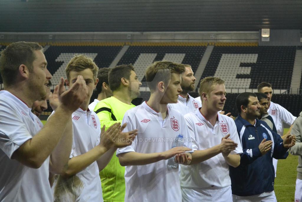 England Vs Scotland [5] By DingRawD On DeviantArt
