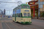 Blackpool Transport Services No. 715