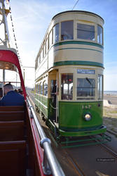 Blackpool Transport Services No. 147 by DingRawD