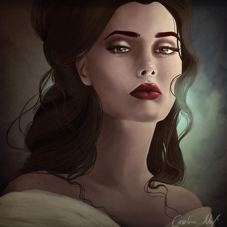 Belle by Mize-meow