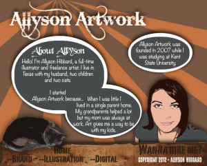AllysonArtwork's Profile Picture