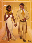 Tiana and Naveen (Almost There Version)