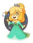 Space Princess Isabelle
