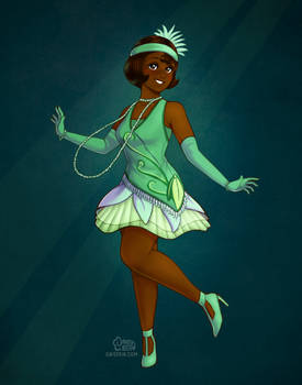 Princess Tiana (Mickey's Royal Friendship Faire)