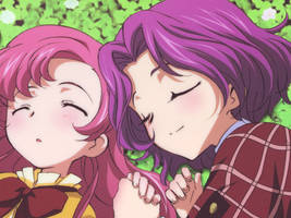A Sleeping Face Like An Angel by Seta-sempai