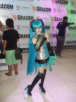 My Hatsune Miku cosplay