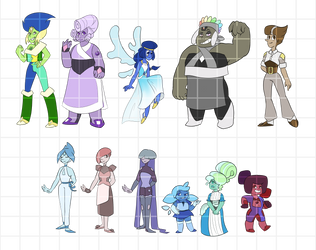Fusable Gem Batch [9/11 OPEN] by PaisleyPerson