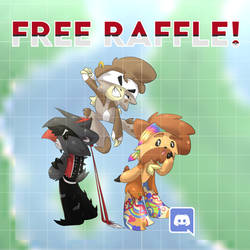 Peizuri Region Launch Discord Raffle! 3 WINNERS!