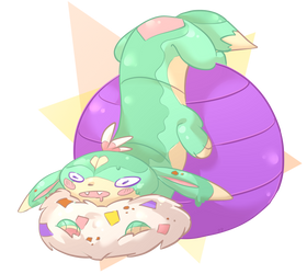 Pickle for Hatterbunny