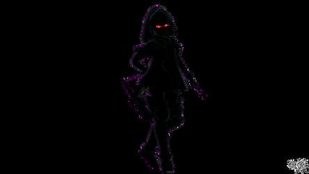 (Dark)Linkle's Smash4 Menu Inspired Pose
