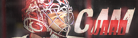 Carolina Hurricanes . Cam_Ward_by_kukasdesigns