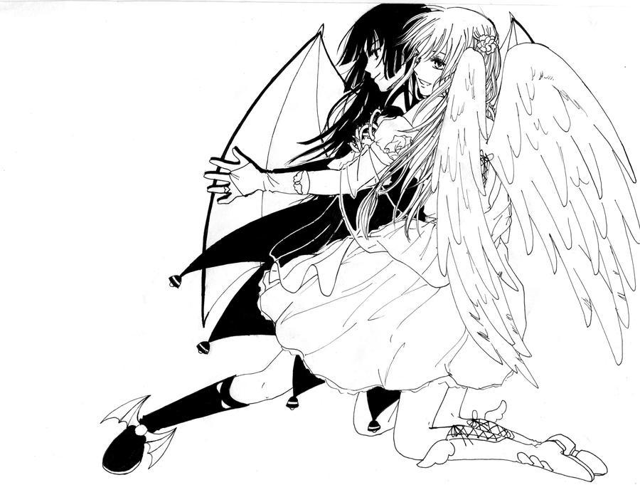 Angel or Devil? by TsukasaMichiyo