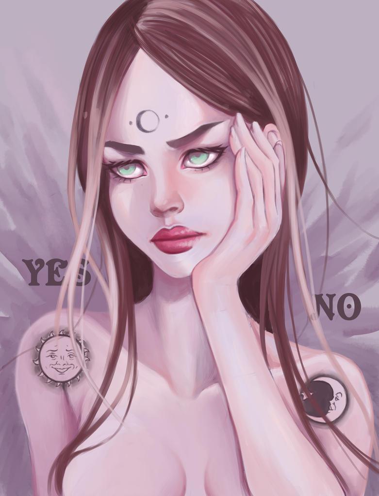 Ouija by YakisobaV