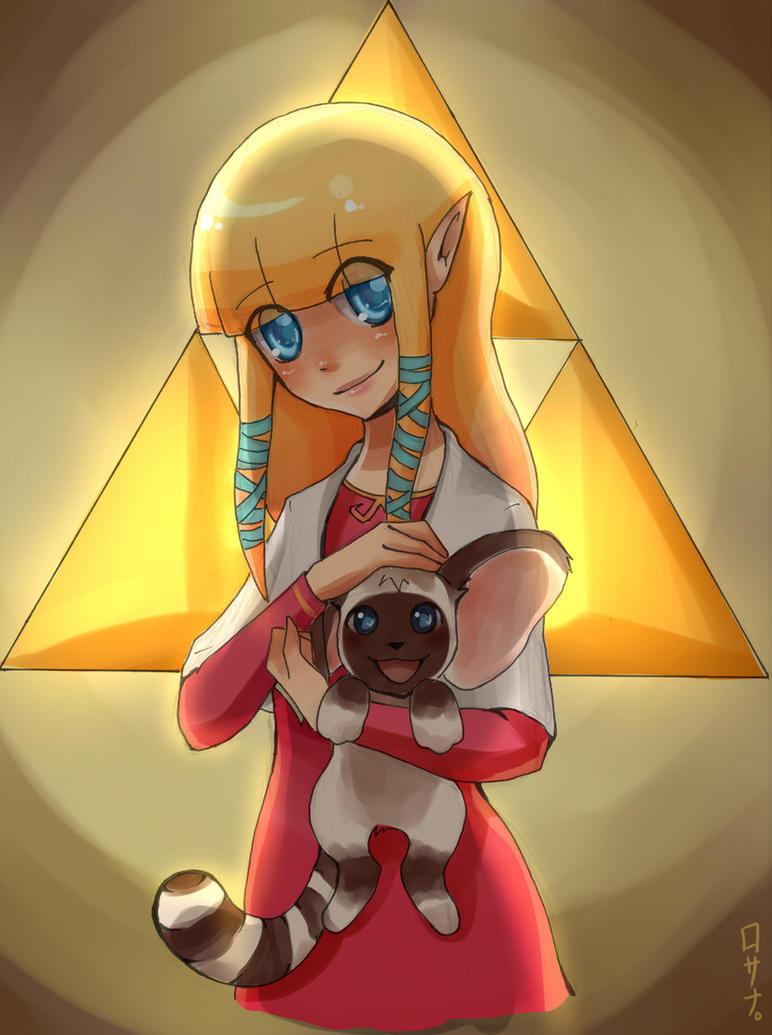 Zelda by Rosana127