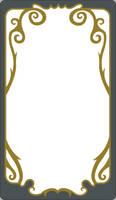 The Blank Card