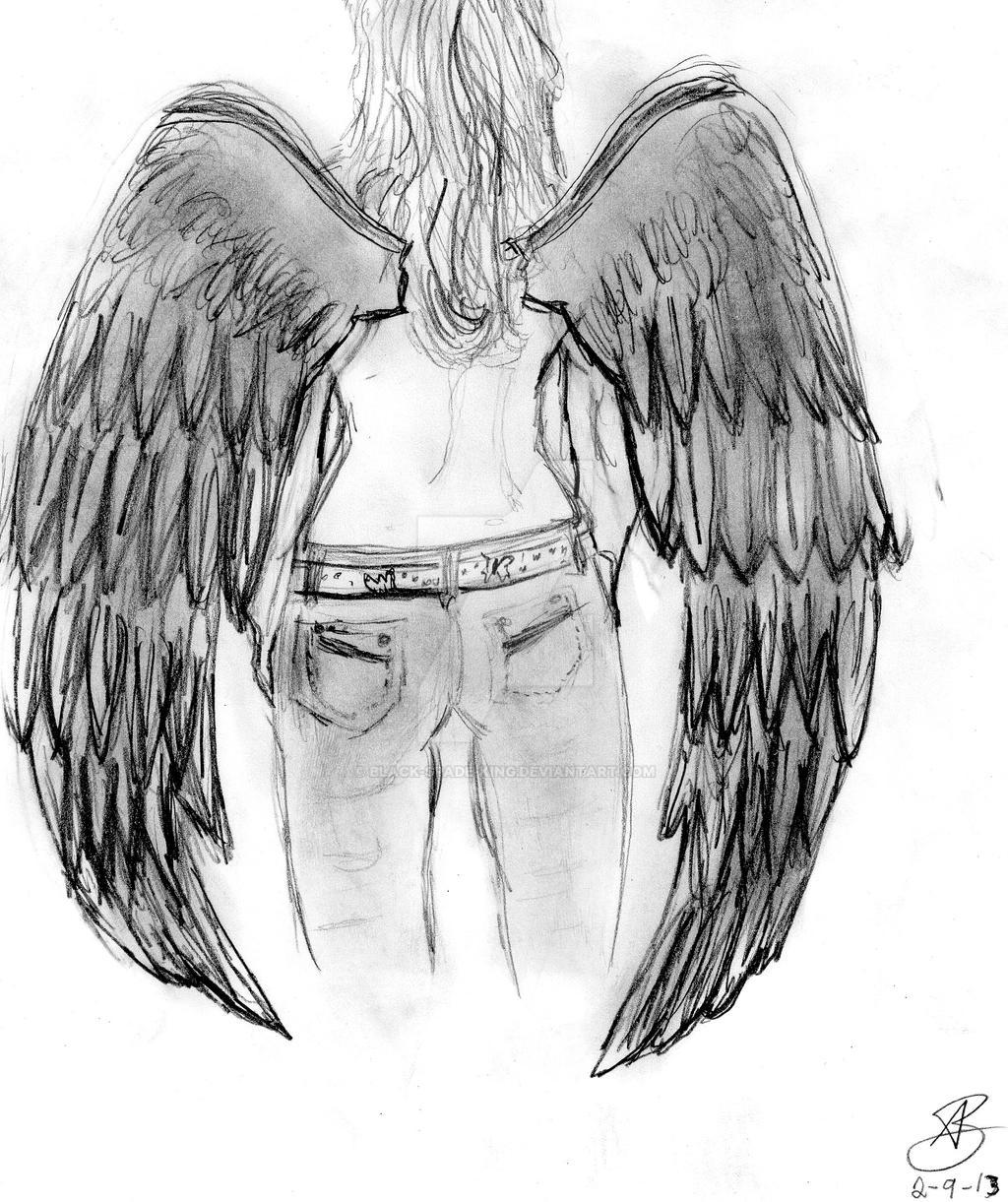 Fallen Angel by black-spade-king on DeviantArt