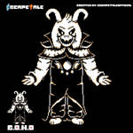 Escape!Tale    New God of Hyper Death Fight Sprite by EscapeTale0fficial