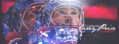 Montréal Canadiens. Carey_price_by_thesaffy-d2zyp7j