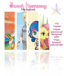 Fanbook MLP by sunstice