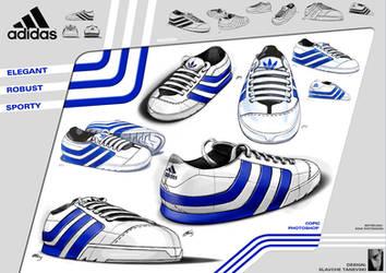 Adidas by Slavche