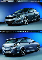 Irmscher Astra GTC by Slavche