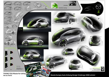 Mazda1 by Slavche