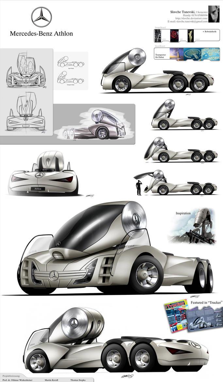 Mercedes Athlon by Slavche
