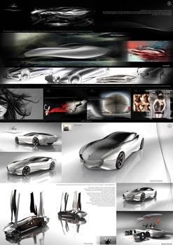 Mercedes-Benz Aria Exterior