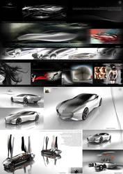 Mercedes-Benz Aria Exterior by Slavche