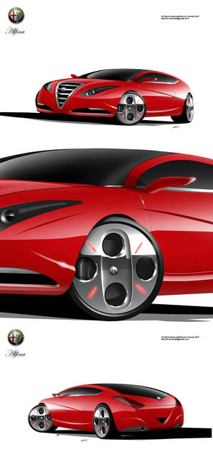 Alfa Romeo Alfina