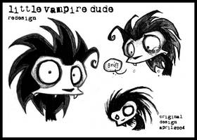 Small Vampire by halley42