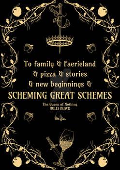 Scheming Great Schemes
