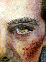 If You're Going Through Hell... detail by Art-of-man