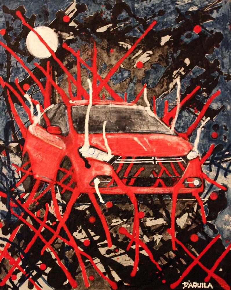 Electric Car (semi-finalist) by DRDAquila