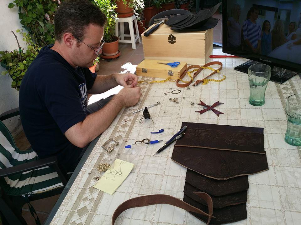 spaulder - work in progress 3 by AngelGuerra