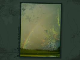 rainbow escape wallpaper