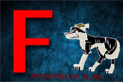F vs. Chloe by ArtisticAsher