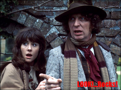 Tom Baker Wallpaper by Cartoon-punk