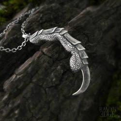 Raven Claw Pendant