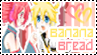 Stamp: Banana bread. {LenxTeto} by KawaiiChaan