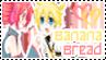 Stamp: Banana bread. {LenxTeto} by KawaiiChaan