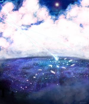 It's A Small World by Daiika