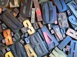 Typography IV by Rachel-Speed