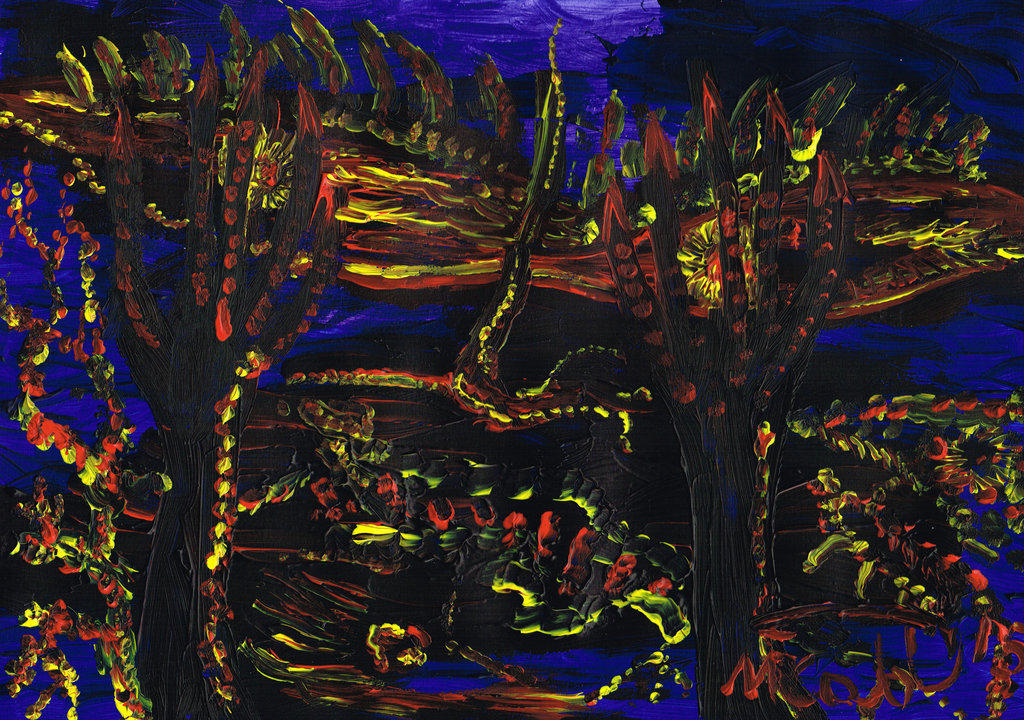 Rage by MikeGould