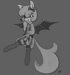 Nuh in Grayscale by Sand9k