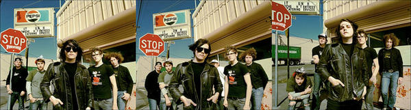 16 - My Chemical Romance by intentionerased